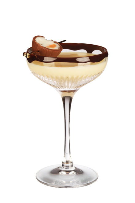 Creme Egg Cocktail image