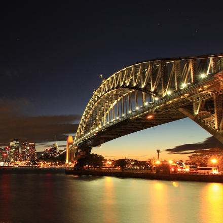 It's the anniversary of Sydney Harbour Bridge opening