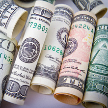 The Dollar's birthday image