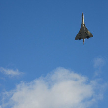 Concorde's Atlantic crossing anniversary image