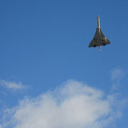 Aniversário da travessia transatlântica do Concorde image