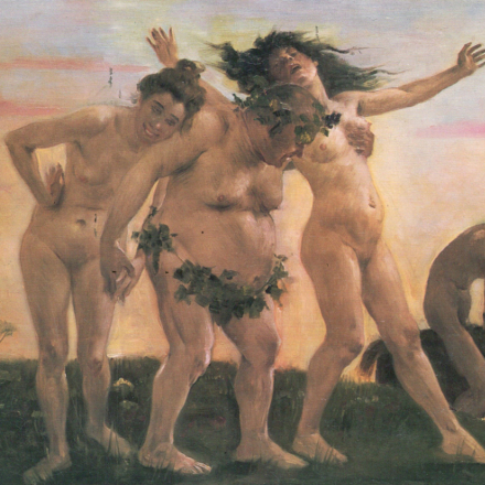 Today is Bacchanalia