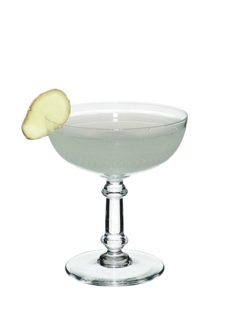 Asian Ginger Cocktail image