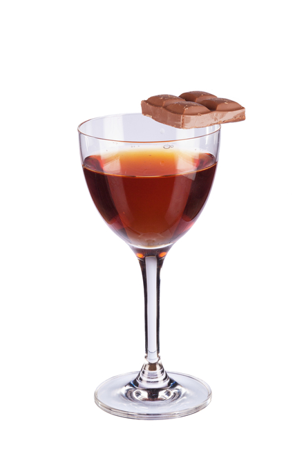 Chocolate Rum & Raisin image