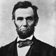 Abraham Lincoln was shot on this day image