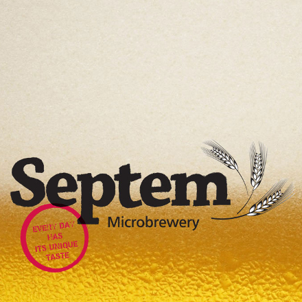 Produced by Septem Microbrewery