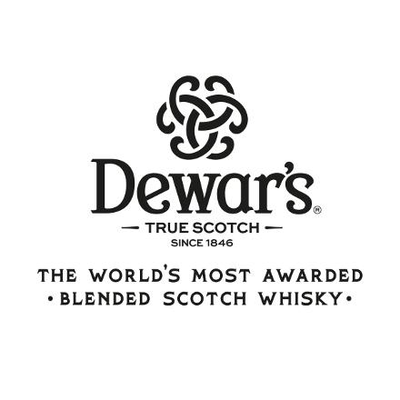 Produzido por John Dewar and Sons Ltd
