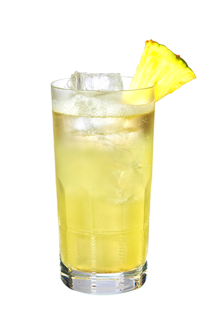 Pisco Punch image