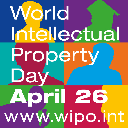 It's World Intellectual Property Day
