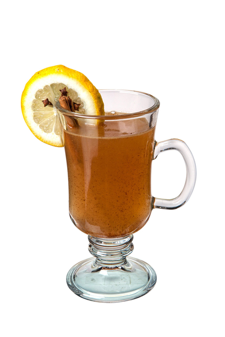 Hot Buttered Rum Cocktail image