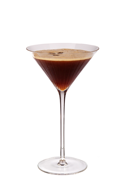 Espresso Martini (simple 3 equal parts recipe) image