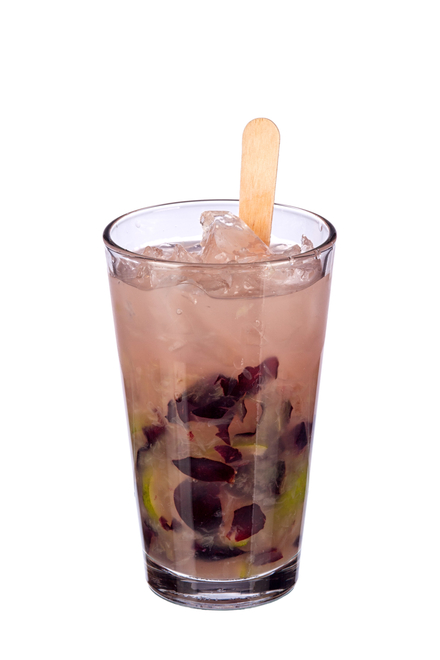 Red Grape Caipirinha image