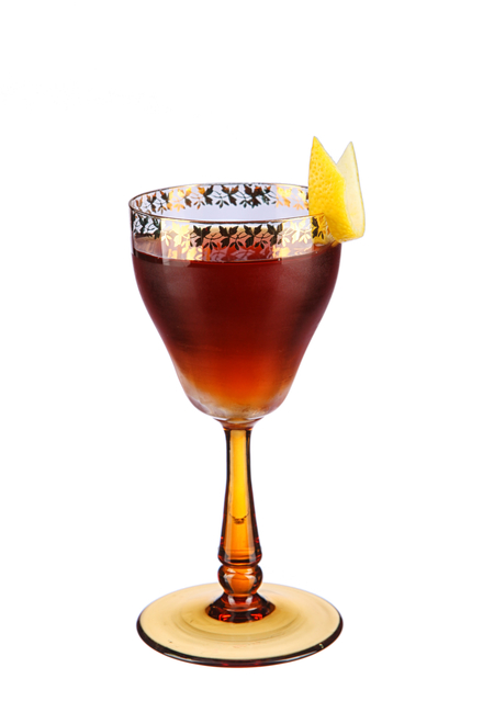 Bamboo Cocktail (with Palo Cortado Sherry) image