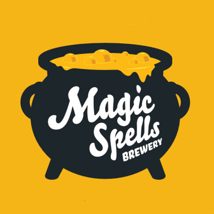 Produced by Magic Spells Brewery