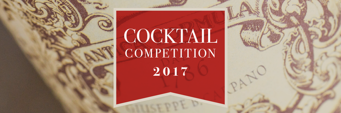 Antica Formula Cocktail Competition image 1