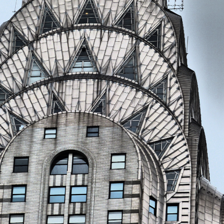 It's the Chrysler Building's birthday
