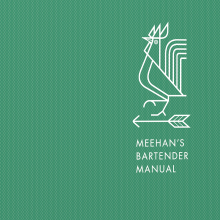 Meehan's Bartender Manual
