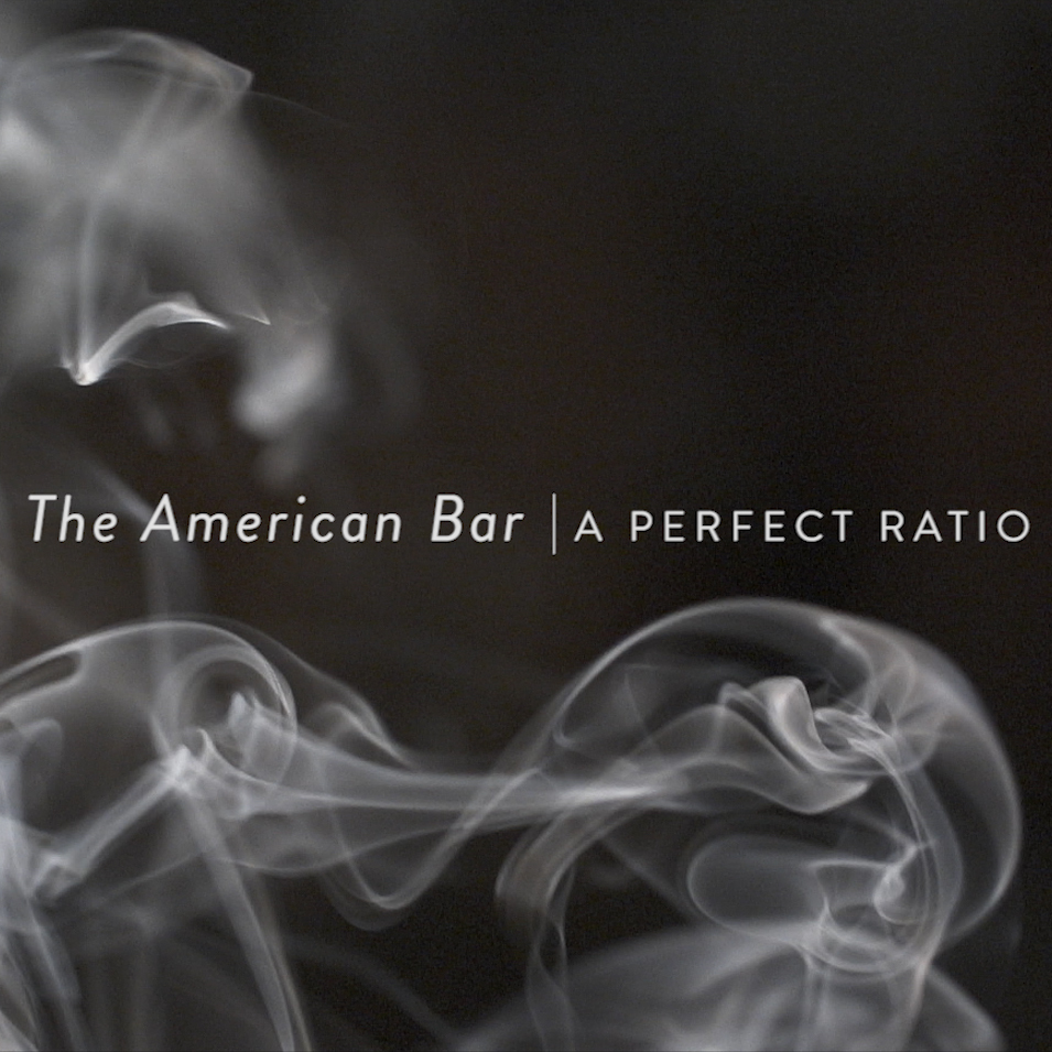 The American Bar | A Perfect Ratio