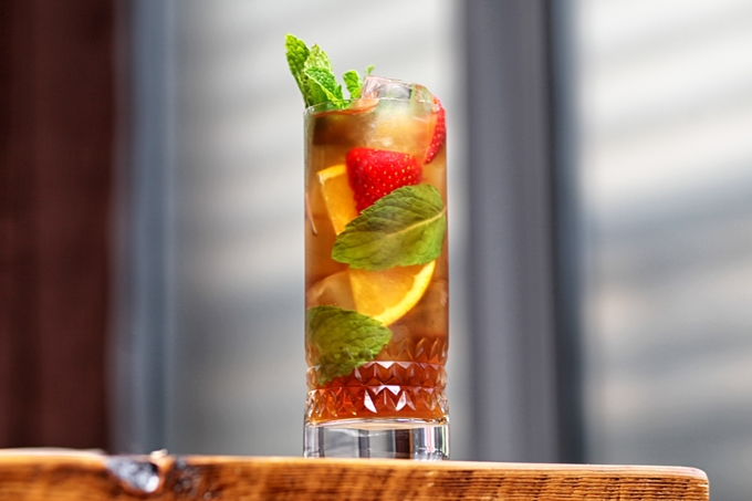 Summer Fruit Cups & Pimm's image 39118