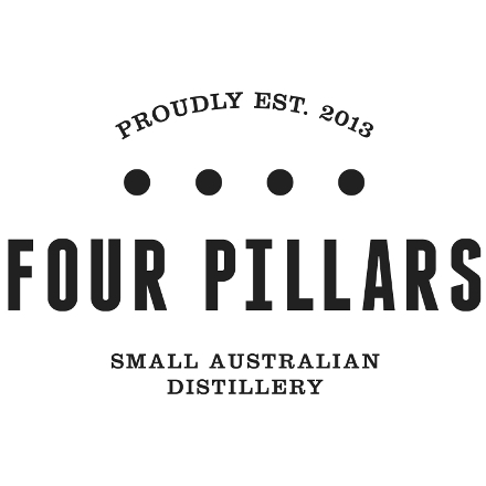 Produced by Four Pillars Distillery