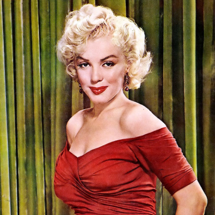 It's Marilyn Monroe's birthday image
