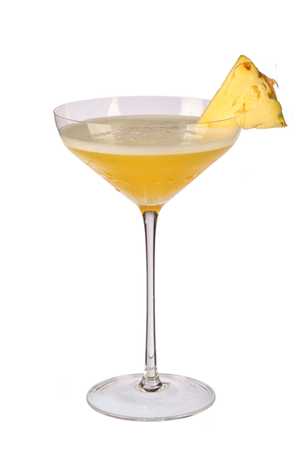 Pineapple Martini (Difford's recipe) image