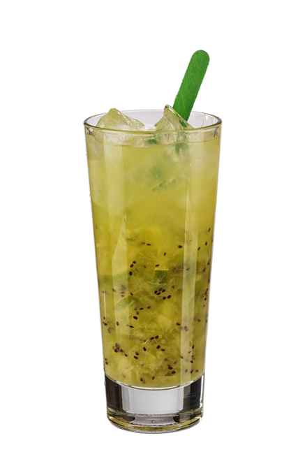 French Kiwi & Apple Caipirinha image