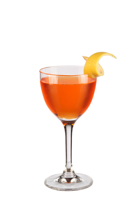 Montreal Cocktail (official city cocktail) image
