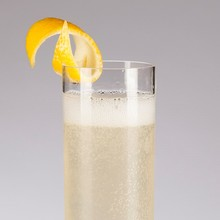 French 75 cocktail - recipes & history image