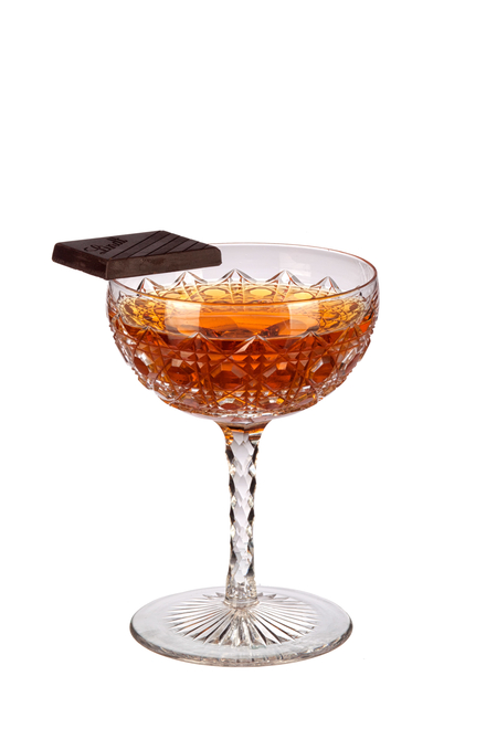 Manhattan (com chocolate amargo) image