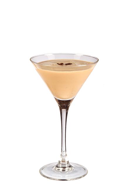 Flat White Martini image