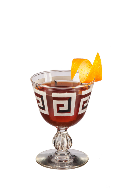 Sloe Gin Cocktail image