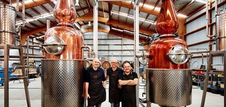 Four Pillars Distillery image 1