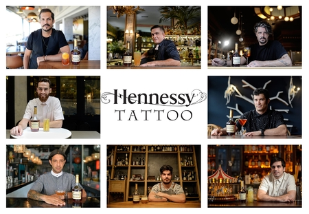 Hennessy Tattoo image 1