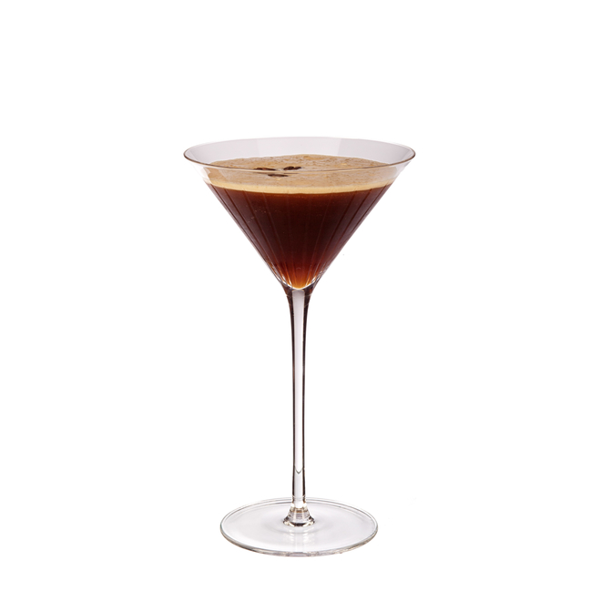 Espresso Martini (simple 3 equal parts recipe)