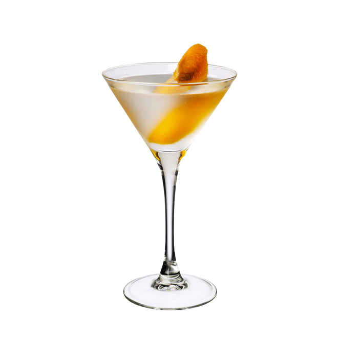 Flame of Love Martini image