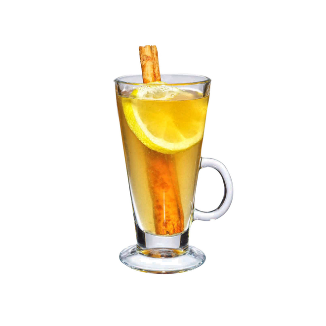 Hot Toddy (Hot Cognac & Lemon) image