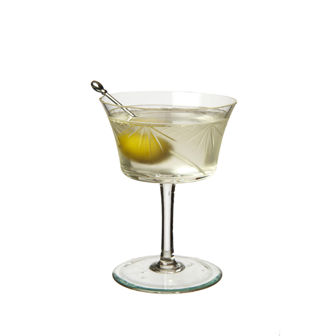 In And Out Martini image