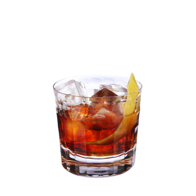 Jägermeister Old-Fashioned