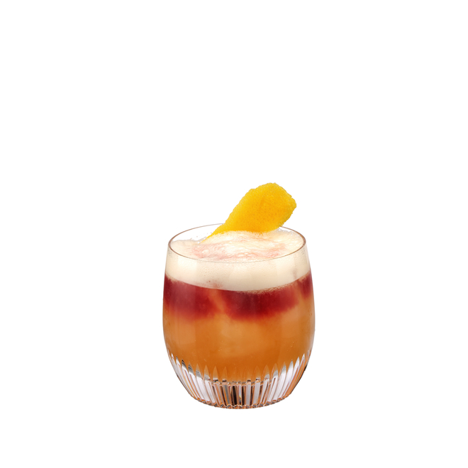 New York Sour cocktail image