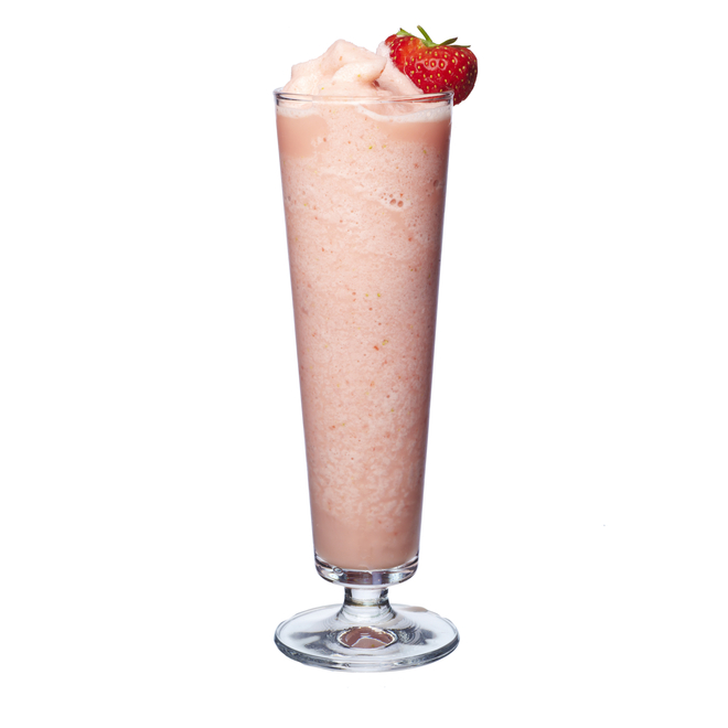 Strawberry Smoothie (Alcoholic) image