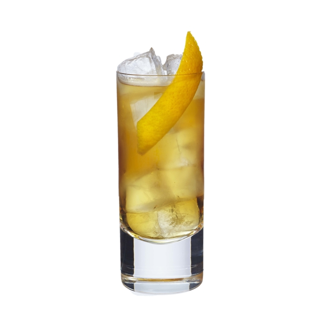 Whiskey Tea Highball image