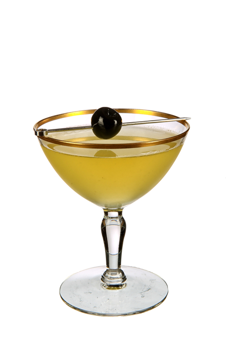 Golden Tang Cocktail image