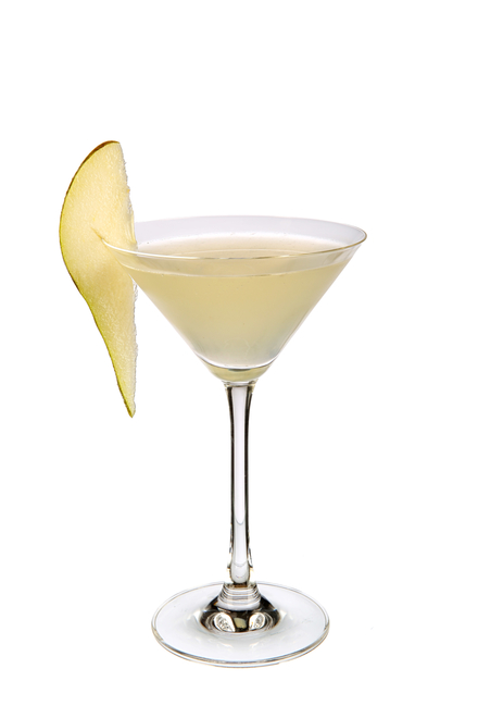 Polish Pear Martini image