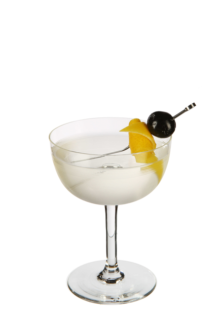 Tuxedo Cocktail No.2 (Savoy & Duffy's recipe) image