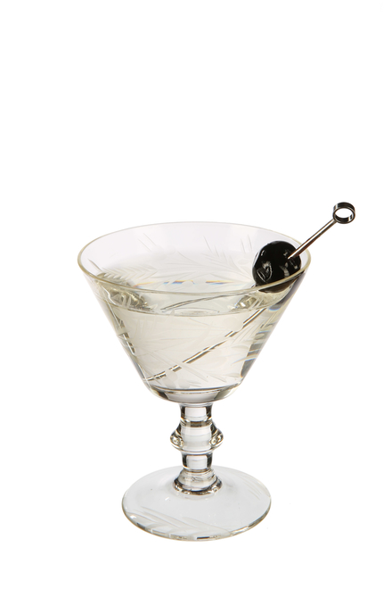 Tuxedo Cocktail No.1 (Savoy & Duffy's recipe) image
