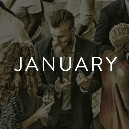 January events for discerning drinkers