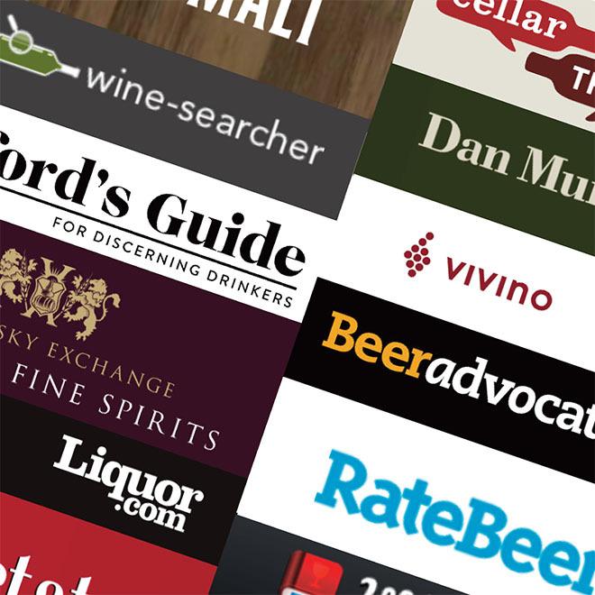 Τα καλύτερα site ποτού στον κόσμο