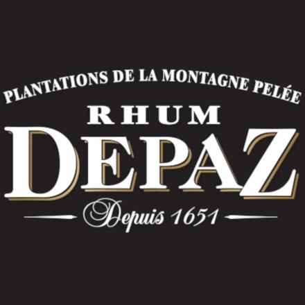 Produced by Depaz Distillerie