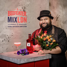 Beefeater MIXLDN - Charles Gillet